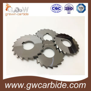 Tungsten Carbide Saw Blades for Wood Cutting pictures & photos