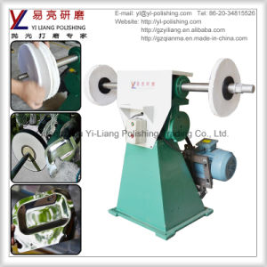 Standing Arms Belt Sanding Machine for Hardware Grinding pictures & photos