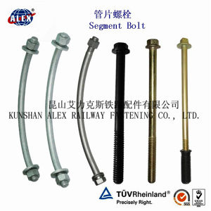 Tunnel Bolt, Segment Bolt Supplier, Professional Tunnel Bolt Fastener pictures & photos