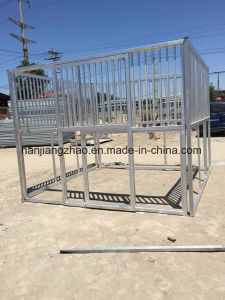Heavy Duty Portable Steel Panel Horse Stalls pictures & photos