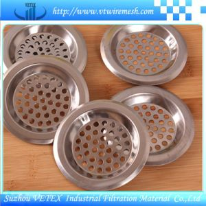Stainless Steel Filter Disc with Edge pictures & photos