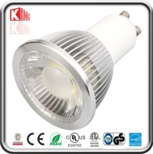 Kingliming Energy Star ETL Dimmable GU10 COB 7W LED Spotlights pictures & photos