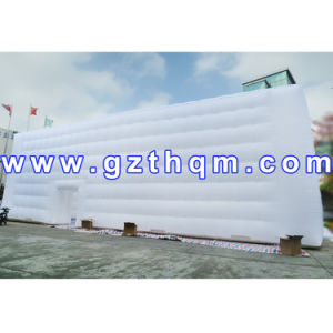 Customized Inflatable Tent for Wedding/Gaint Inflatable Cube Tent pictures & photos