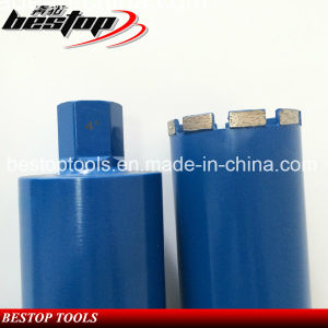 Dry Concrete Laser Diamond Core Drill Bits for Drilling pictures & photos