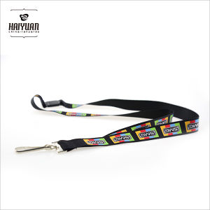 Custom Full Color Printed Lanyard with Heat Transfer Printing pictures & photos