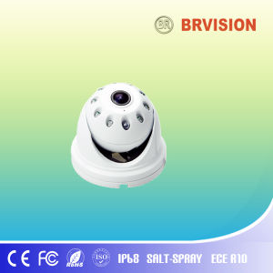 White Color CCTV Dome Camera with IP69k pictures & photos