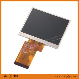 Wide Viewing Angle LX350B5402 3.5inch 320X240 Resolution TFT LCD Display pictures & photos