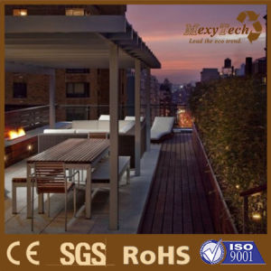 Solid Design WPC Decking with UV Resistance (Australia popular type) pictures & photos