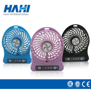 Mini Portable USB Rechargeable Fan Cooling Electric Hand Fan pictures & photos