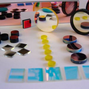 Customized Od 4 Multi-Notch Optical Filters for ND: YAG Lasers pictures & photos