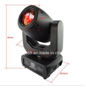 LED 150W Moving Head Stage Light with Spot pictures & photos