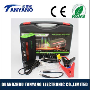 Patented LED Illumination 16000mAh battery Car Jump Starter pictures & photos