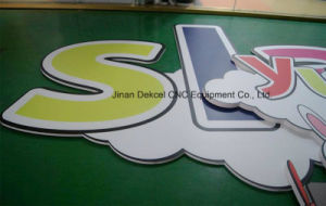 CNC Sponge Foam Cutting Machine Digital Printing Foam Board Kinfe Cutter for Sale pictures & photos