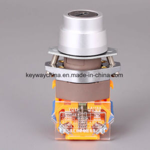 Keylock/Key Push Button Switch pictures & photos