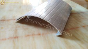 Aluminium Protective Cover Profile with Deep Processing pictures & photos