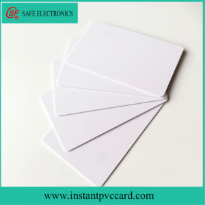 Blank Inkjet Printable PVC Card for Promotional Cards pictures & photos