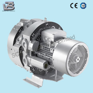 Three Stage Side Channel Air Blower for Printing  Machine pictures & photos