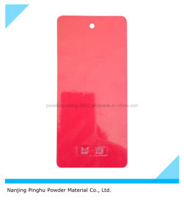 Red Powder Coating with High Gloss pictures & photos