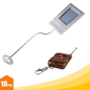 Integrated Solar LED Street Light with Remote Lightness Control Function SL1-33-Control pictures & photos