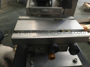 Inkcup Pad Printing Machine for High Heels pictures & photos
