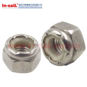 Carbon Steel Hex Nut (A194-2H) pictures & photos