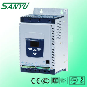 Sanyu Soft Starter 55kw Without by-Pass Connector Sjr2-5055 pictures & photos