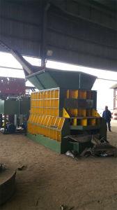 Ws-1000 Horizontal Scrap Metal Shear Machine pictures & photos