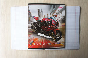 2017 Cheap Custom Student Note Book Exercise Book School Notebook pictures & photos