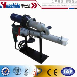 Plastic Heat Gun Pipe Welding Machine pictures & photos