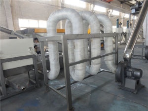 Waste Pet Flakes Recycling Washing Machine (1000kg/hr) pictures & photos
