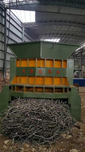 Ws-630 Horizontal Scrap Metal Shear pictures & photos