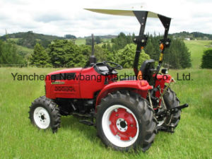 Wheels Type Tractor with Diesel Engine pictures & photos