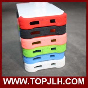 PC Rubber Printable Sublimation 3D Case for iPhone 5/5s pictures & photos