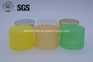 Translucent Colorful Clear Plastic Lid pictures & photos
