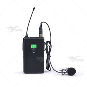 Slx14/Wl93 UHF Professional Condenser Heeaset Wireless Microphone pictures & photos