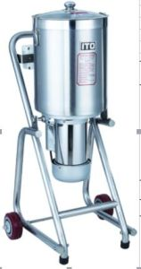 Powerful Big Food Meat Grinder Blender Fritter Restaurant Catering Equipment pictures & photos