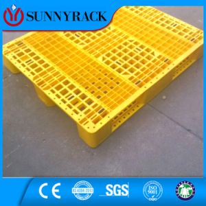 Recycle Material Cheap Price Plastic Pallet for Pallet Racking pictures & photos