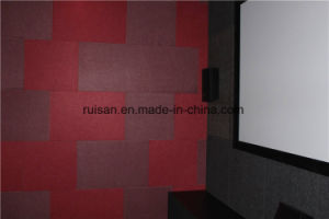 Pet Acoustic Panel for Movie Theater pictures & photos