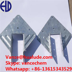 Galvanized Steel Connector Straps for Europe pictures & photos