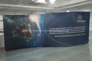Tension Fabric Portable Exhibition Stand, Display Stand, Trade Show (KM-BSS8) pictures & photos