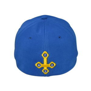Wholesale Caps and Hats 6 Panel Polyester Flexfit Hat Baseball Cap pictures & photos