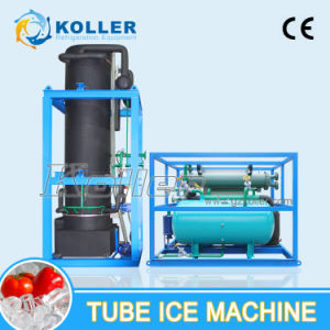 20 Tons Tube Ice Making Machine with Long Storage Cylinder Ices (TV200) pictures & photos