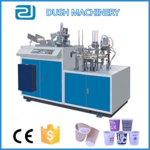 Ultrasonic Ripple Double Wall Paper Cup Machine, Hollow Wall Paper Cup Machine