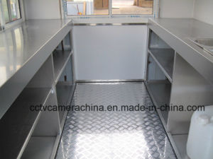 Mini Outdoor Mobile Fast Food Van (SHJ-MFS250) pictures & photos