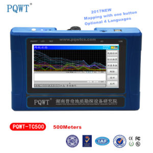 Pqwt-Tc500 Long Range Underground Water Detector pictures & photos