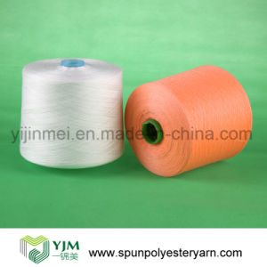 Bleached White Yarn Dyeing pictures & photos