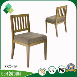 High Quality American Style Ashtree Chair for Hotel Bedroom (ZSC-16) pictures & photos
