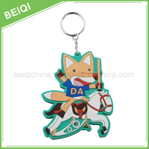 Hot Sale OEM Quality Promotional Gift PVC Keyholder pictures & photos