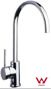 Australia Standard Watermark and Wels Approved Sanitary Ware Brass Chrome Kitchen Tap (301.30.02) pictures & photos