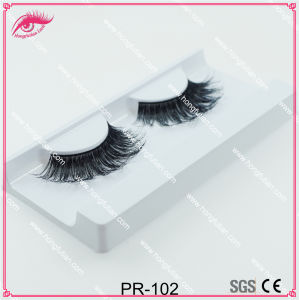 Hundreds of Styles Protein Human Hair Eyelashes in Best Price pictures & photos